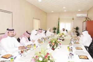 """مجلس إدارة """"أجواد"""" يناقش آلية التوسع في المناطق"""